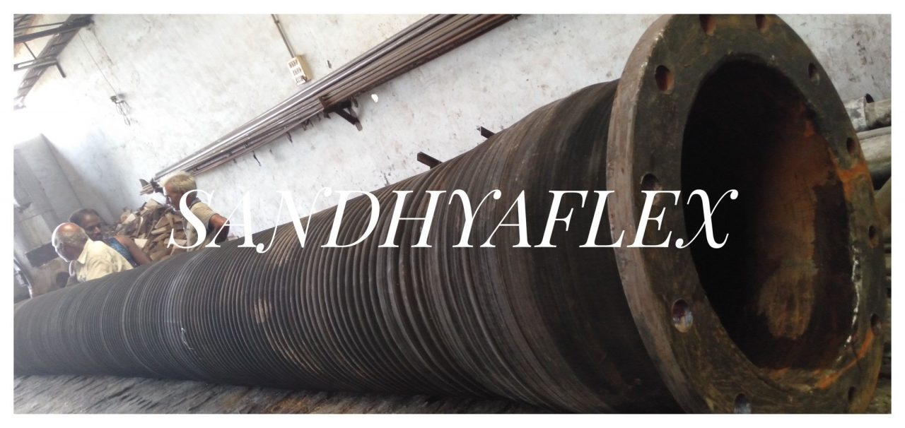 Cement Feeding Rubber Hose